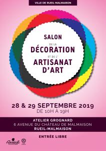 Les artisants d'arts vous présentent leur dernières création dans le cadre de l'Atelier Grognard.
